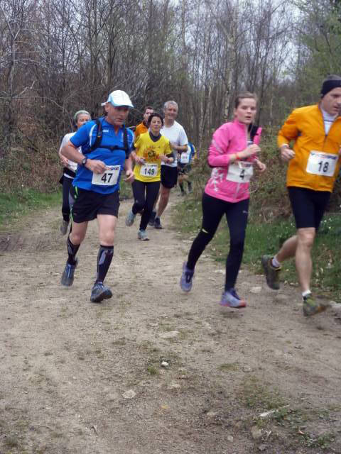 Trail Monts de Blond Nature